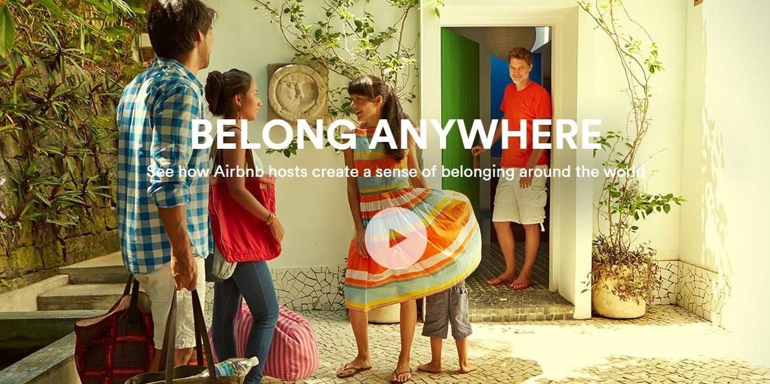 S Airbnb-om možete pripadati baš svugdje! Foto: Airbnb.com
