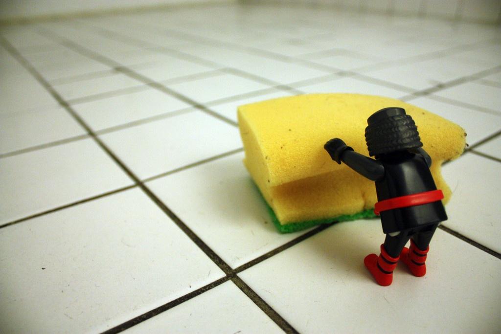 Neki kućanski poslovi mogu se obaviti u jednoj minuti Foto: Photopin