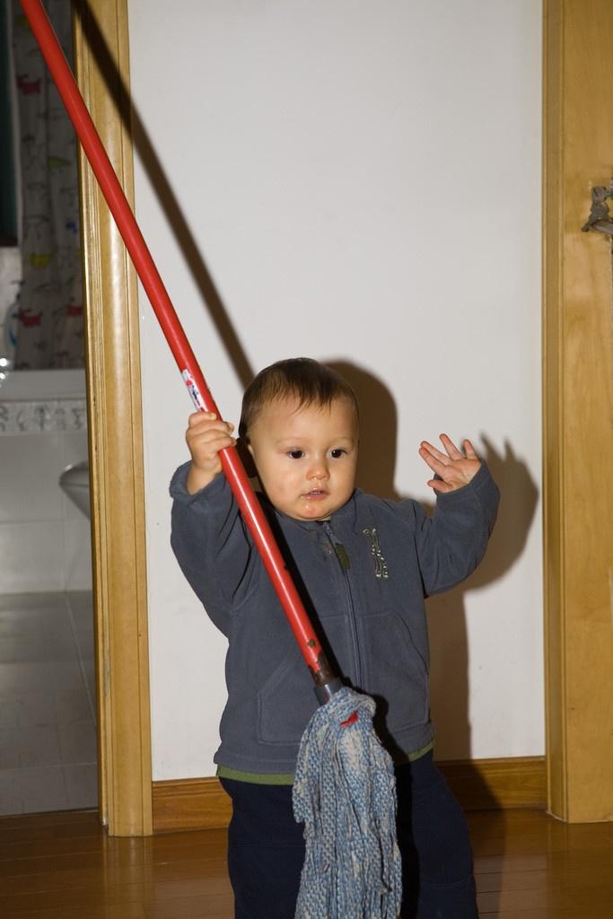 Djecu ne treba isključivati iz kućanskih poslova Foto: Photopin