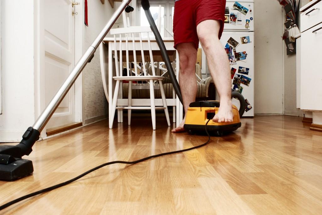 Što znači ako vam je najomraženiji kućanski posao usisavanje? Foto: Photopin