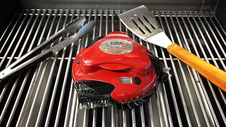Robot za čišćenje roštilja Foto: Grillbots.com