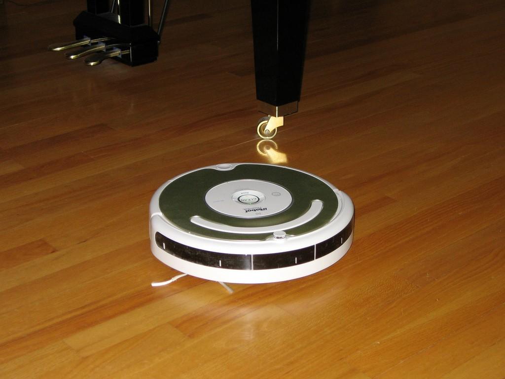 Robotski usisavači stara su stvar Foto: Photopin