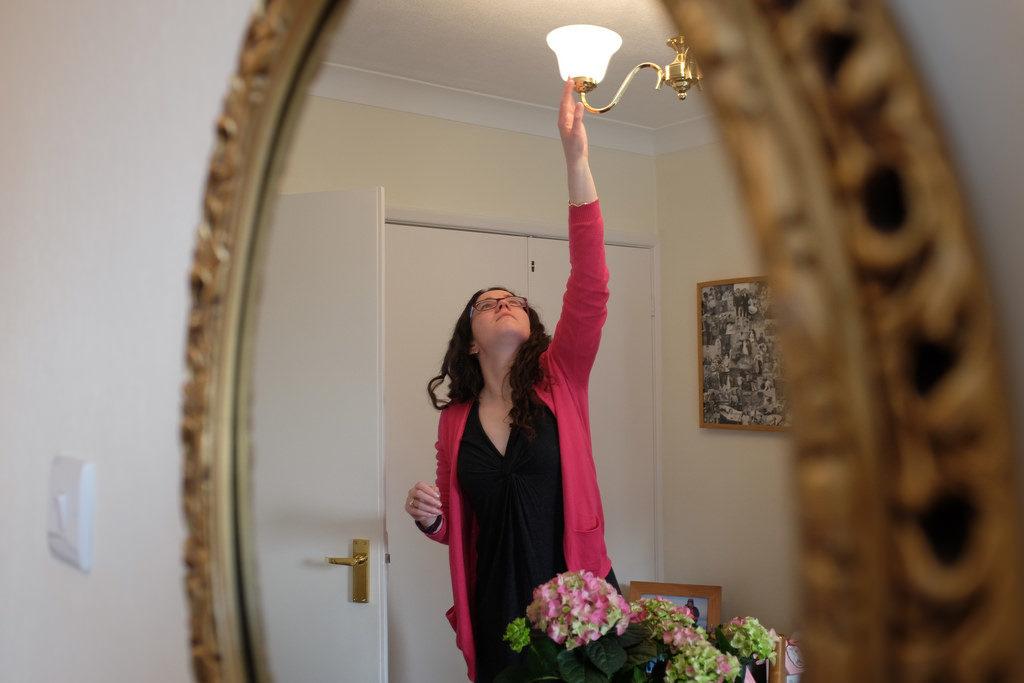 Obavljanje kućanskih poslova uz glazbu mnogo je lakše! Foto: Photopin