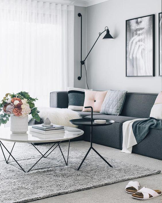 Proljetno uređenje interijera - dnevni boravci / Kućanski poslovi