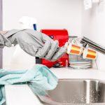 Ocat za čišćenje, Kućanski poslovi