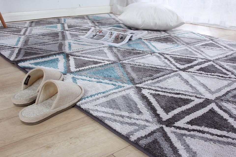 mirisni tepih, kućanski poslovi